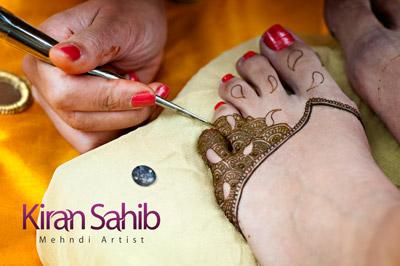 Bridal Mehndi Training : Training kiran sahib mendhi artist